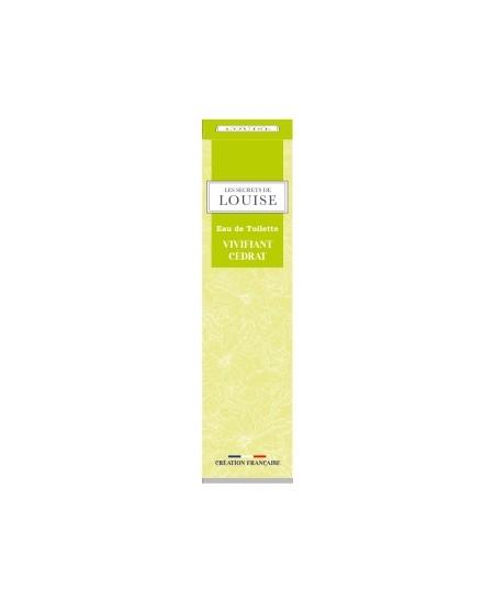 Les Secrets de Louise - Eau de Toilette Cédrat - 100 ml