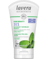 Lavera - Pure Beauty 3 en 1 Nettoyant Gommage Masque Bio - 125 ml