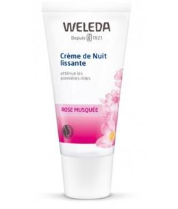Weleda - Crème de nuit lissante 1ères rides - 30 ml
