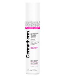 Dermatherm - Soin quotidien hydratant apaisant tolérance optimale - 50 ml sodium PCA 3 algues apaisantes Espritphyto