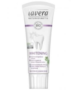 Dentifrice Whitening au bambou - 75 ml - Lavera Esprit phyto