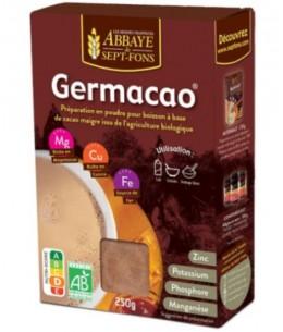 Abbaye de Sept Fons - Germacao Petit déjeuner au cacao - 250 gr
