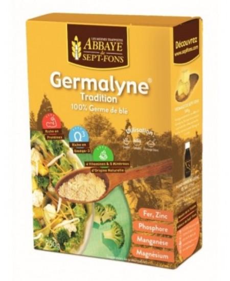 Abbaye de Sept Fons - Germalyne Tradition 100% Germe de Blé - 250 g
