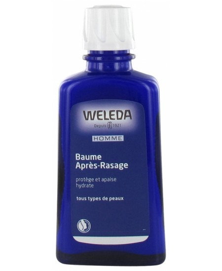 Weleda - Baume Après Rasage - 100 ml