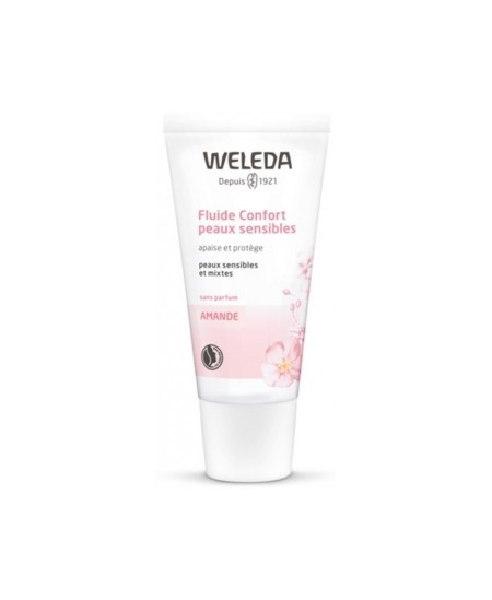 Weleda - Fluide Confort absolu - 30 ml