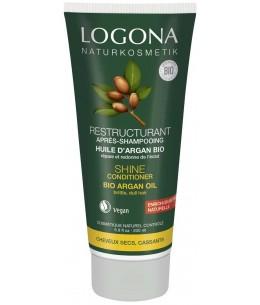 Logona - Après Shampoing Restructurant Argan - 200 ml