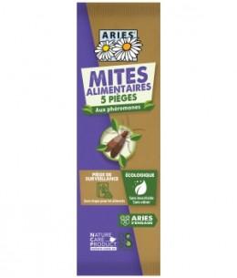 Aries - Piège à mites alimentaires x5
