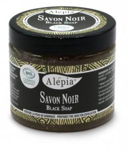 Alepia - Savon Noir Black soap - 200 ml