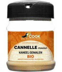 Cook - Cannelle moulue - 80 gr