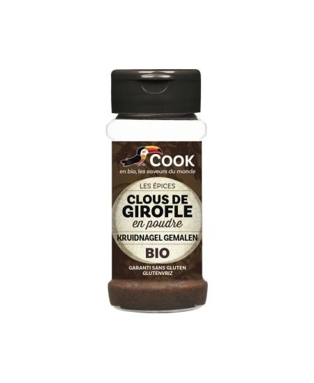 Cook - Clou de girofle en poudre - 45 gr