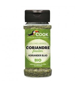 Cook - Coriandre feuille - 15 gr