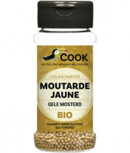 Cook - Moutarde jaune - 60 gr