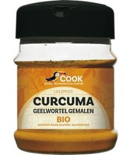 Cook - Curcuma en Poudre - 80 gr