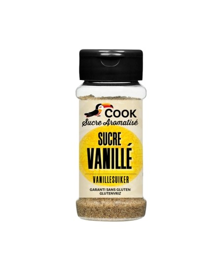 Cook - Sucre vanillé - 65 gr