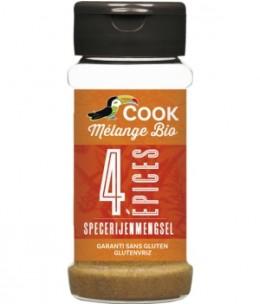 Cook - Mélange quatre épices - 35 gr