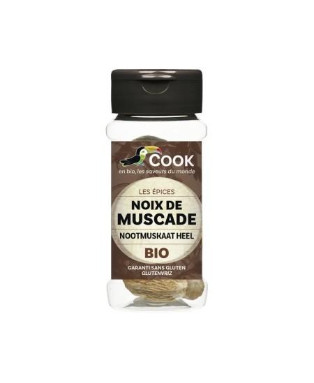 Cook - Noix de muscade - 30 gr