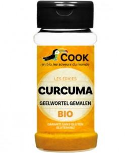 Cook - Curcuma en Poudre - 35 gr