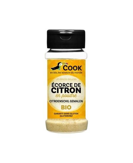 Cook - Citron poudre - 35 gr