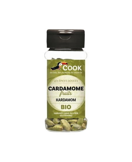 Cook - Cardamome fruits - 25 gr