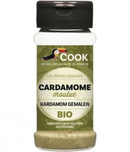 Cook - Cardamome poudre - 35 gr