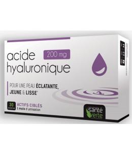 Santé Verte - Acide Hyaluronique - 30 Comprimés