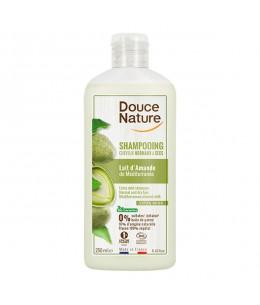 Douce Nature - Shampooing Lait d'Amande Cheveux Normaux à Secs - 250 ml