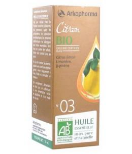 Arkopharma - Huile Essentielle de Citron