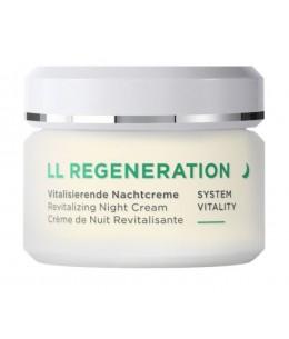 Anne Marie Borlind - LL Régénération Crème de nuit revitalisante - 50 ml