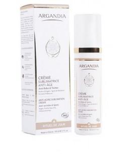 Argandia - Crème Anti âge Rides et Tâches Figue de Barbarie - 50 ml