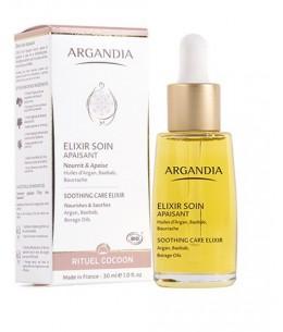 Argandia - Elixir Apaisant Visage à l'Argan - 30 ml