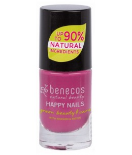 Benecos - Vernis à Ongles -5ml my secret 90% naturel espritphyto