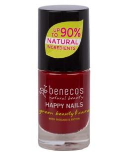 Benecos - Vernis à ongles Cherry Red 5ml