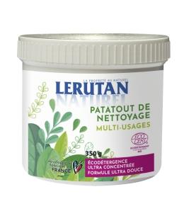 Lerutan - Nettoyant multi usages Patatout + son éponge dans le pot - 350 gr