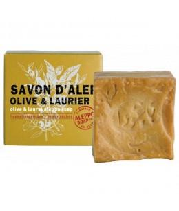 Tade - Savon d'Alep Olive et Laurier - 100 g Aleppo Soap