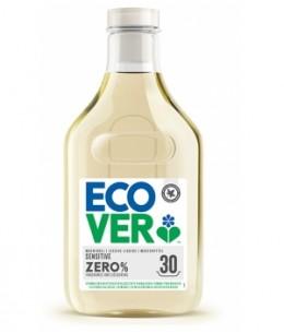 Ecover - Lessive liquide écologique gamme Zéro sans parfum - 1.5 L