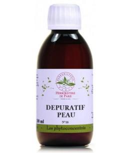 Herboristerie de Paris - Phyto concentré Dépuratif Peau - 200ml