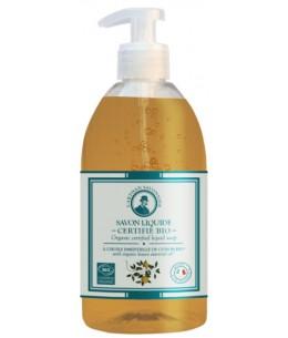 Savon liquide huile essentielle de Citron - 500 ml - L'artisan Savonnier Hygiène mains et corps Espritphyto