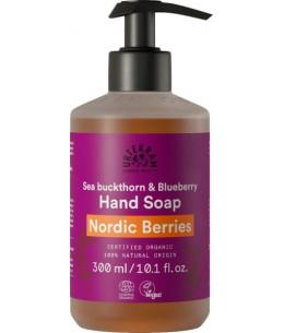 Gel lavant main Nordic berries - 300 ml - Urtekram douceur et vitalité cutanée des mains Espritphyto
