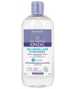 Léa Nature - Eau Thermale Jonzac - Eau Micellaire Hydratante Bio - 500 Ml