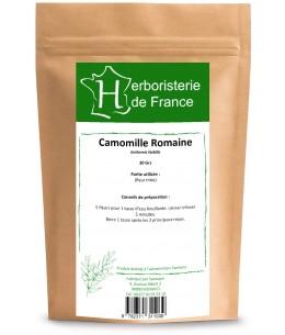 Herboristerie de Paris - Camomille Romaine capitule floral trié entier - 100gr