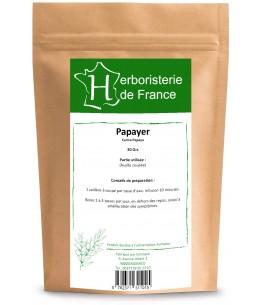 Papayer Feuilles - 30 gr - Herboristerie de France