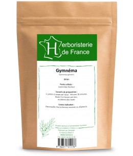 Herboristerie de Paris - Gymnema Sylvestre feuille tisane - 100g