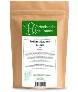 Herboristerie de France - Tisane Brûlures d'estomac Acidité - 30 gr