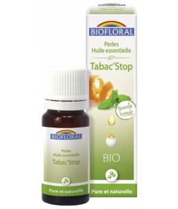 Perles d'huiles essentielles complexe Tabac Stop - 20 ml - Biofloral pour la désaccoutumance Espritphyto