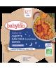 Babybio - Mon Assiette Bonne Nuit Fondue de Carotte Maïs Doux et Quinoa dès 12 mois - 230 gr
