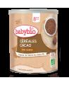 Babybio - Céréales Cacao avec Quinoa dès 8 mois - 220 gr