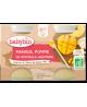 Babybio - Petits pots Mangue Pomme de Nouvelle Aquitaine dès 4 mois - 2x130 gr