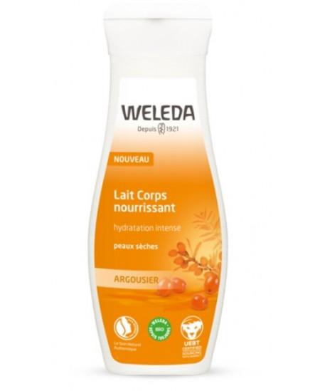 Weleda - Lait corps nourrissant à l'Argousier - 200 ml