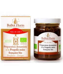 Ballot Flurin - Préparation miel de sapin et propolis fraîche - 125 gr