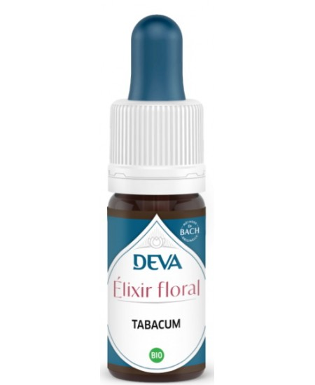 Deva - Elixir Floral Deva - Tabacum - 10 Ml